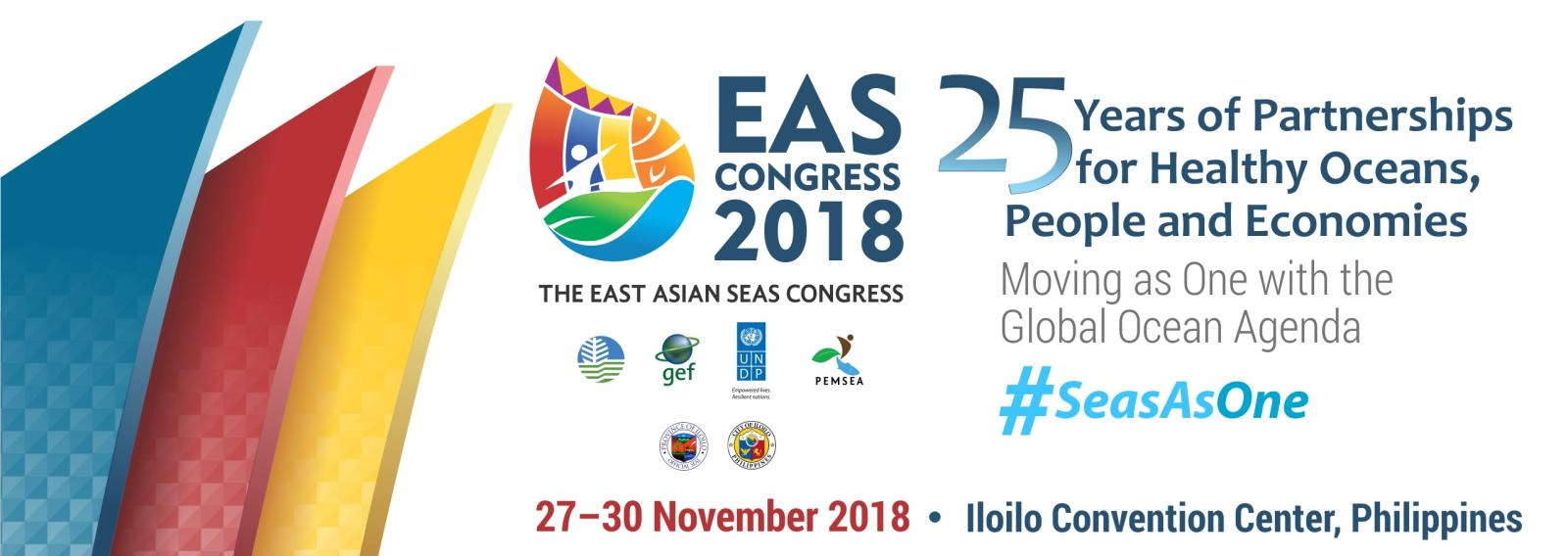 EAS Congress 2018 Logo