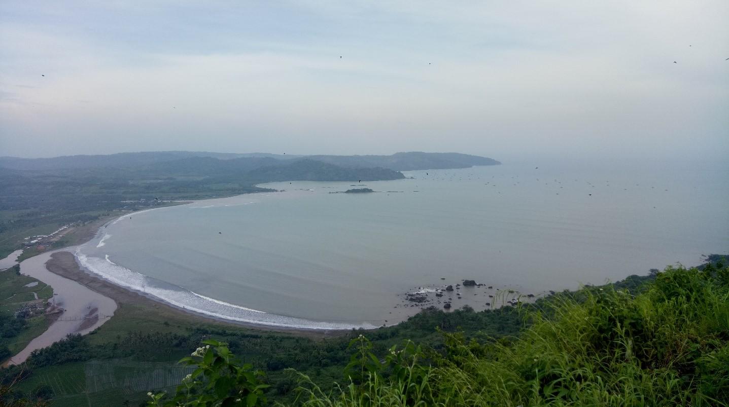 Palabuharantu Bay
